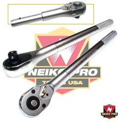 3/4'' X 20'' Industrial-Grade Ratchet Handle by JCH