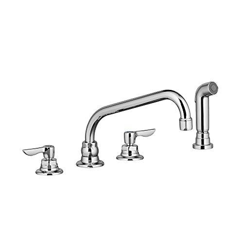 Tubular Spout Faucet - American Standard 6404141.002 Monterrey 8