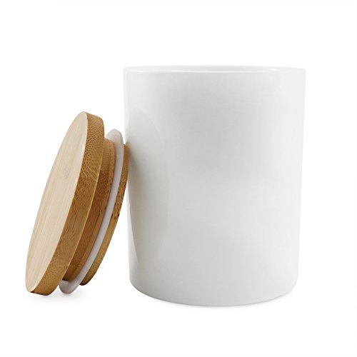 Glass Tea Canister - 6