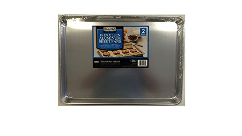Daily Chef Commercial Bakeware Aluminum