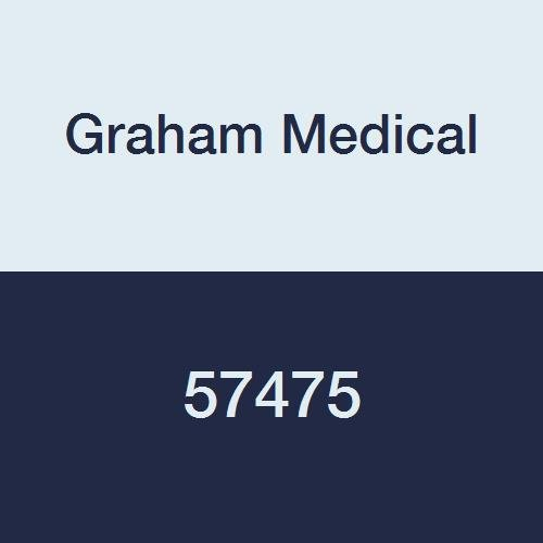 Graham Medical 57475 Spa Essentials Nitralon Glove, Small, Blue (Pack of 1000)