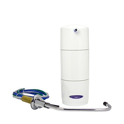 Crystal Quest Undersink Disposable Single Multi Ultimate Water Filter System ()