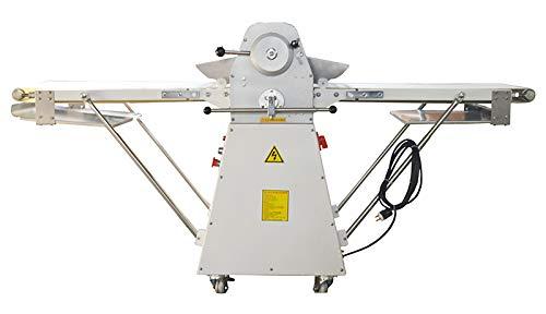 Amazon.com: Máquina de prensa para masas de pizza y pan de ...