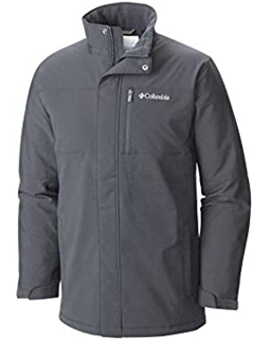 Men's Steel Ledge Insulated Softshell Jacket