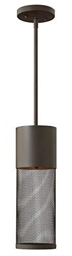 Hinkley 2302KZ Transitional One Light Hanging Lantern from Aria collection in -