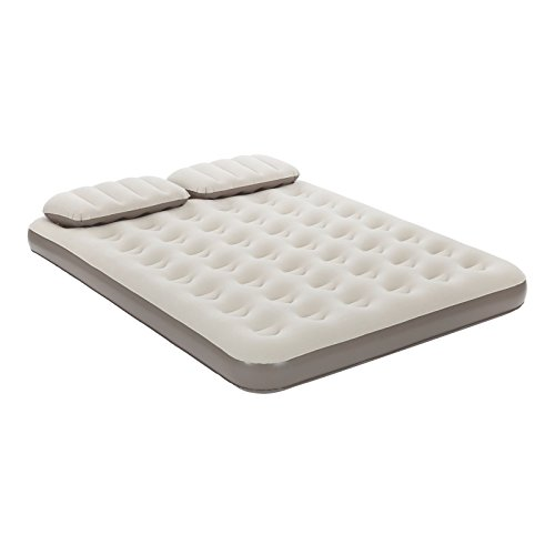 Coleman QuickBed Queen with Pillows and Pump