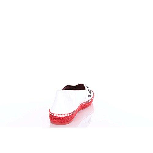 Kenzo F751ES182L83 Espadrilles Damen Weiß