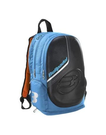 Bull padel Mochila BPM19001 Tech Backpack 2019 Negro Adultos ...