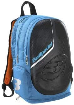Bull padel Mochila BPM19001 Tech Backpack 2019 Negro Adultos ...
