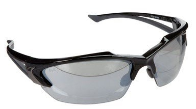 Edge Eyewear SDK117 Khor Black with Silver Lens