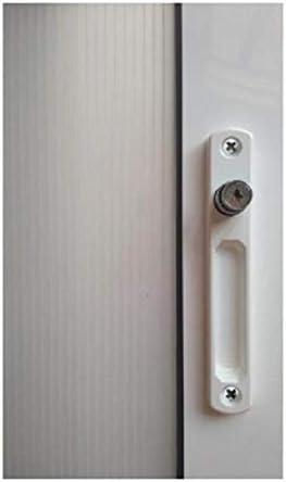 Cierre ventana sobreponer c/llave pulsador