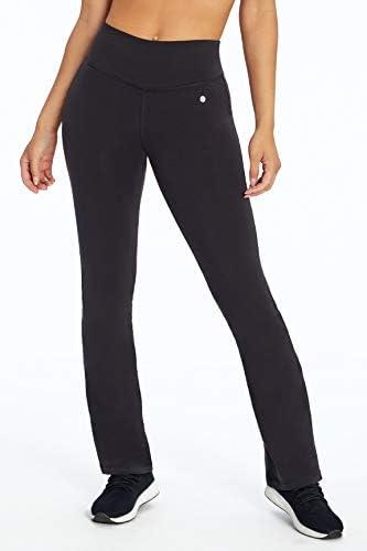 Bally Total Fitness - Pantalón de Control de Barriga para Mujer, 81 cm 3
