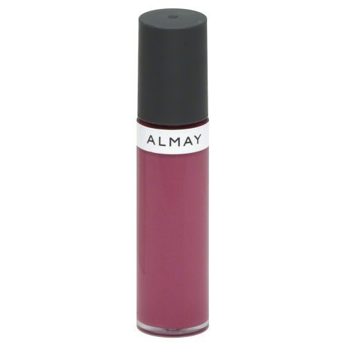 Almay Color + Care Liquid Lip Balm, Lilac Love [400] 0.24 ()