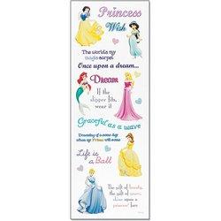 Disney Princess Phrase Stickers - 7