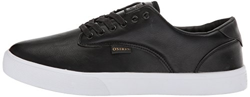 Cuir Slappy De Osiris Vlc turner gold Chaussure Basket Black TPvpn