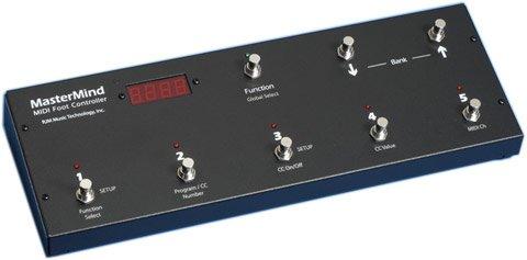 信頼 RJM ペダル Master Mind [MIDI Controller] RJM ペダル Controller] B0041YRUZO, ベッド家具通販furniture store:0fecff40 --- svecha37.ru