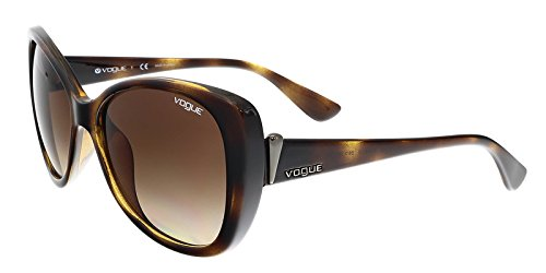 Vogue 2819S W65613 Tortoise 2819s Cats Eyes Sunglasses Lens Category 3 Size 58m