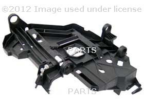 Genuine Porsche 955 Cayenne Headlight Mounting Plate LEFT lamp bracket frame NEW