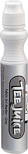 Jacquard Tee Juice Broad Point Fabric Marker Open Stock-grey (Open Stock Point Broad)