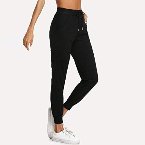 Grigio Tagliata Fit Metà Elastico Fitness Ol Donna Multicolore Yoga Leggings Vita Slim A Ragazze Pantaloni Leggins Casual Strisce d1OSCd