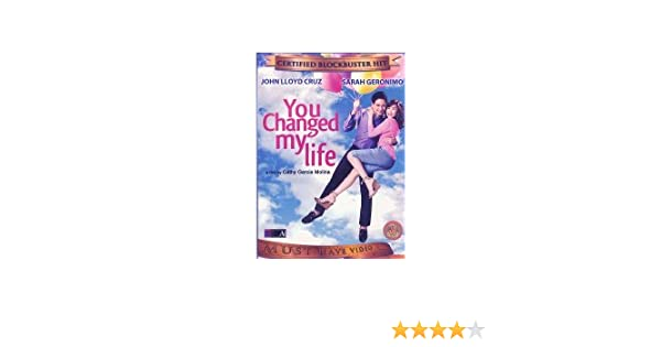 You Changed My Life Full Movie Tagalog Version