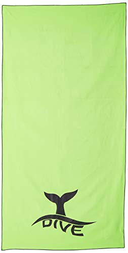 Microfiber Towel with Dive Logo, GP3099