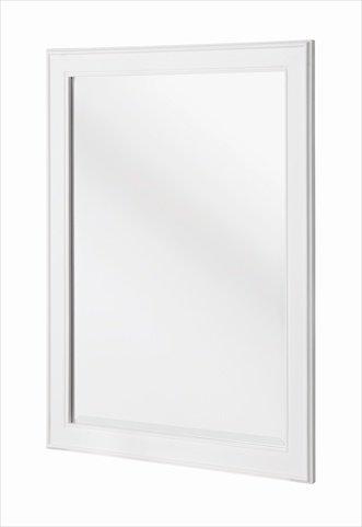 Amazon.com: Foremost Gazette 32 In. L X 24 In. W Framed Wall Mirror ...