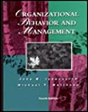 Organizational Behavior and Management, Ivancevich, John M. and Matteson, Michael T., 0256162093