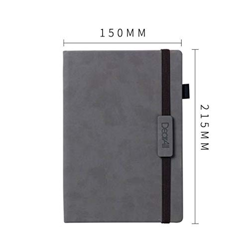 Steno Notebooks Creative Style Note Book Business Planner Notebook Cover Candy Color Notebook Notepad Personal Diary School Office Supply for Gift Wirebound Notebooks (Color : OJ0021H) by Love lamp