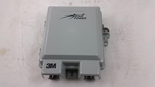3M MODEL 3M-0807-01 NETWORK INTERFACE DEVICE (NID) COMMUNICATION ENCLOSURE FAST SHIPPING!!!