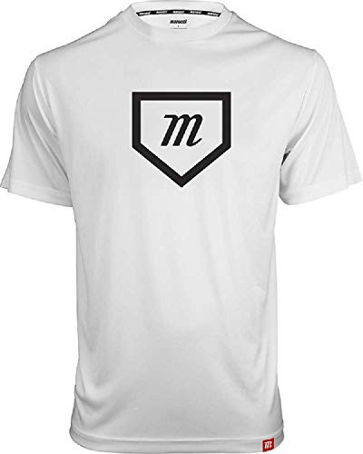 Marucci Sports Equipment Sports, MATPFMHO-W-AM, Adult Performance Tee Adult