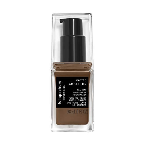 Covergirl Matte Ambition, All Day Foundation, Deep Neutral 2, 1.01 Ounce