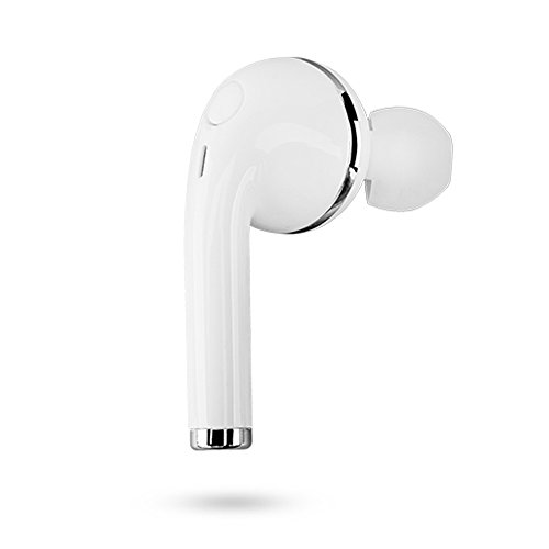 In Ear Bluetooth Headset Universal V4.1 Wireless Stereo Headphone Sport Earphone Earbud with Mic Hands-Free Calls for iPhone 7 6 6S Plus iPad Samsung Galaxy S7 S6 Edge Plus LG HTC Blackberry