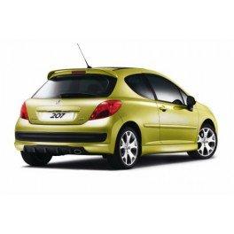 Peugeot - Kit carrocería con parachoques delantero estándar y parachoques trasera de deporte Type RCup Peugeot 207: Amazon.es: Coche y moto