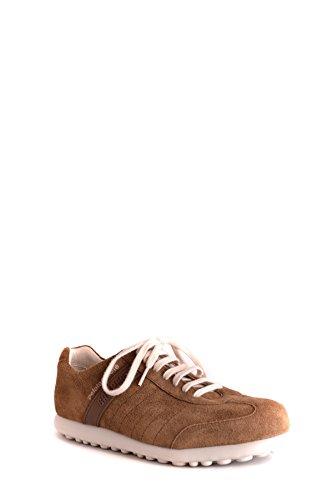 Sneakers Uomo Campeggio Scamosciata Marrone Pelle Mcbi059009o Z8qwqO
