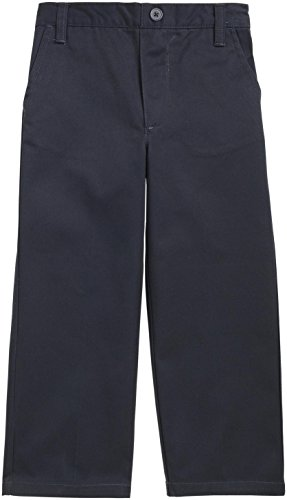 French Toast School Uniform Boys Pull On Pants, Navy, 6 (Boys School Uniforms Pants)