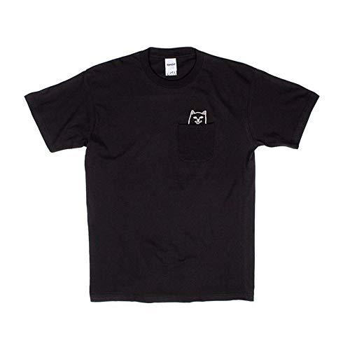 RIPNDIP Lord Jermal Pocket T-Shirt (Black) (Small)