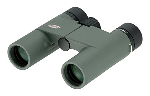 KOWA BD 10x25 Compact Binoculars, Green (BD25-10GR)