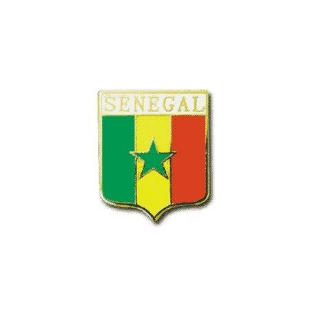 Senegal Pin
