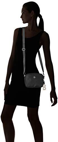 Nero A Borse Verbier Spalla schwarz Shoulderbag black Bogner Donna Vroni Xshz c8SxRq
