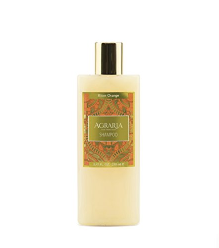 Agraria San Francisco Shampoo, Bitter Orange, 8.45 fl. oz.