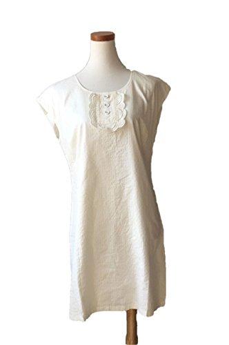Dress Bib Size Summer Ivory Cotton Broderie Pretty 8 Boden wEx7qSCHcp