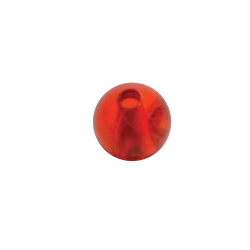 (Lindy Beads - Red - 5 mm - 100 pk.)