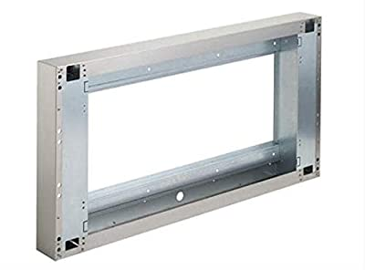 """Broan AWEPD60SS 3"""" Wall Extension For 60"""" Range Hood (Provides 30"""""""