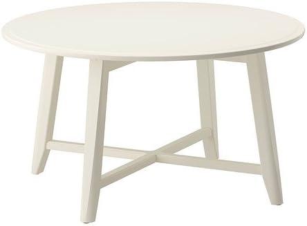 Amazon Com Ikea Coffee Table White 626 262020 1434 Kitchen Dining