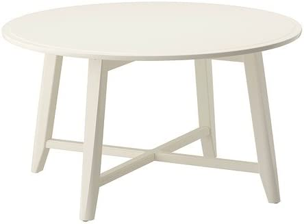 Ikea Kragsta Coffee Table White 90 Cm Amazon Co Uk Kitchen