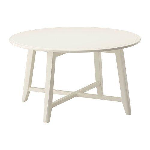 Amazon.com: IKEA Coffee Table, White 626.262020.1434 ...