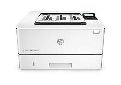 HP LaserJet Pro M402dw Wireless Monochrome Printer (C5F95A#BGJ) by Hewlett Packard Inkjet Printers