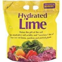 Good Earth Bonide: 5Lb Hydrated Lime 978 -2Pk