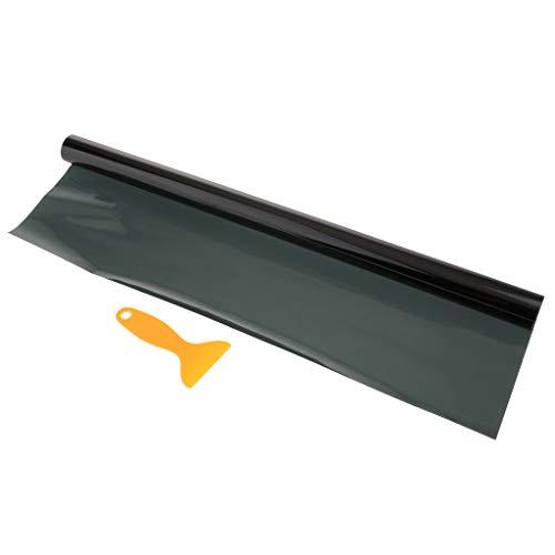 gazechimp 35% VLT Car Home Glasraam Thermische Isolatiefolie Tintfilm – 50x300cm